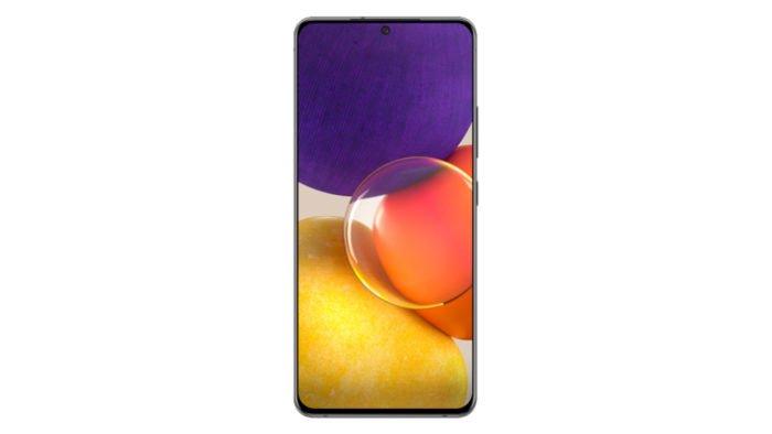 Suposto Samsung Galaxy A82 aparece no Google Play Console (Imagem: Reprodução/Mukul Sharma/Twitter)
