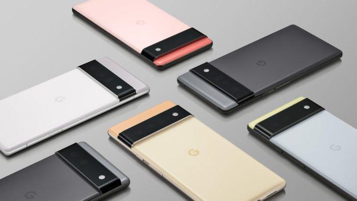 Pixel 6 e 6 Pro têm SoC do Google (imagem: divulgação/Google)