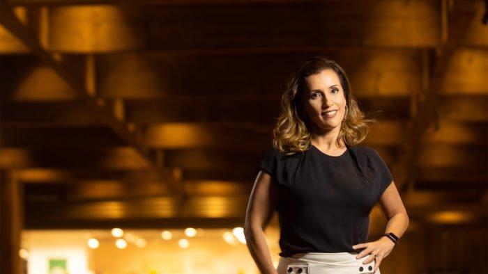 Ana Karina Bortoni foi escolhida para liderar o BMG em janeiro de 2020, e ficou no encargo de aumentar a diversidade do time de tecnologia (Imagem: BMG/Divulgação)