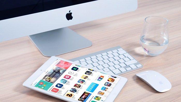 iPad com a App Store em execução (Imagem: Pixabay/Pexels)