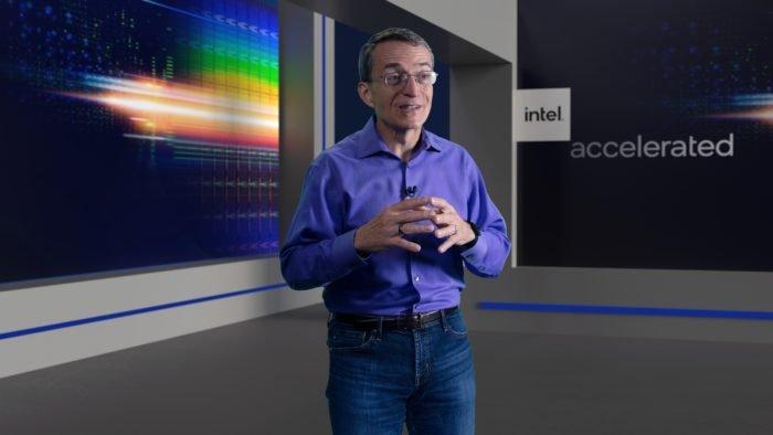 Pat Gelsinger, CEO da Intel (imagem: divulgação/Intel)