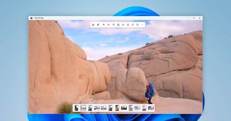 App Fotos para Windows 11 (Imagem: Reprodução/Windows Central)